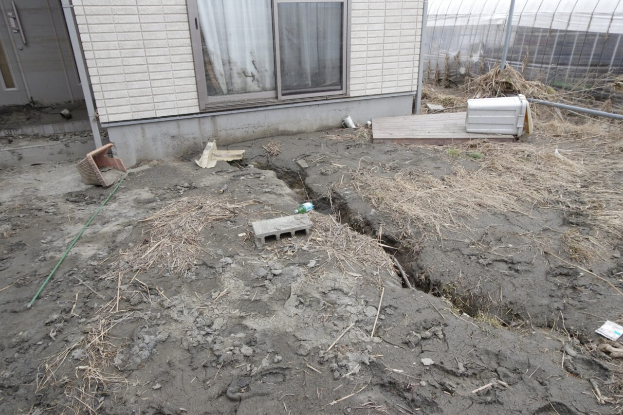 地震 住宅
